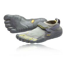 Vibram Mens FiveFingers KSO Classic Shoes Grey Gym Lightweight Trainers