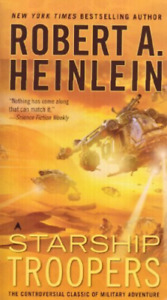 Heinlein, Robert A.-Starship Troopers BOOK NEW
