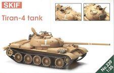 T-54 tiran - 4 MBT (israelí/IDF MKGS) 1/35 SKIF Raro