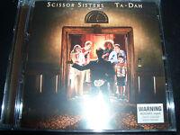 Scissor Sisters Tah-dah (Australia) Bonus Track CD – Like New