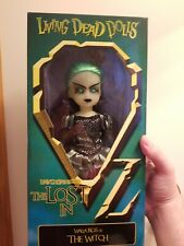 Ldd living dead dolls * Lost In Oz Variant * Walpurgis as The Witch * Opened