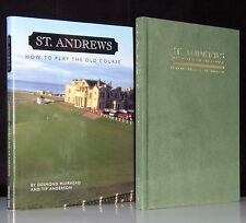 St. ANDREWS: HOW TO PLAY THE OLD COURSE SIGNED DESMUND MUIRHEAD GOLF ARCHITECT