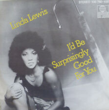 """7"""" 1979 ! LINDA LEWIS : I'd Be Surprisingly Good For You /MINT-?"""