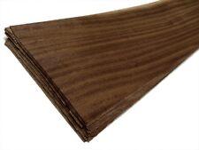 11 x FURNIER afrikanischer NUSSBAUM STARKFURNIER Holz Boot Edelholz Schrank DIY