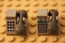 LEGO Custom Phones 2 Types Creator House Telephone Friends City Train Modular