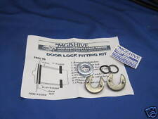 MG NEW MGB OR MIDGET DOOR LOCK CLAMPING KIT ***XY48