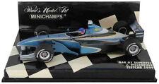 Minichamps BAR 01 Supertec Test Car 1999 - Jacques Villeneuve 1/43 Scale