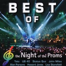 Night of the Proms-Best of (2002) Il Novecento, Toto, John Miles, Howard .. [CD]