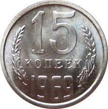 RUSSLAND  KM131  20 Kopeken 1969 in STG  502330