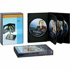 Music Protection-3X6Dvd Case Black - Beco NEW