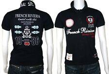 Rivaldi Polo Herren Polo Poloshirt Gr. S