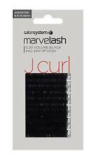 Salon System Marvel Lash Extra Volume J Curl Lash 9,11,13,15mm - Black - 0.20