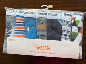 Gymboree boys (size XL 14) underwear (7 pack) NWT