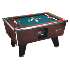 Great American Eagle Coin Operated Bumper Pool Table
