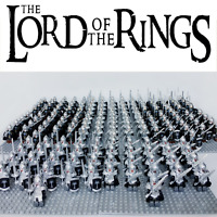 Lord of The Rings Hobbit Gondor Army Minifigures Set Cavalry Kids Toys Xmas Gift