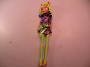 Monster High Clawdeen Wolf The Dawn Of The Dance Original Retired