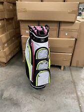 Ladies Golf Cart Bag 14 Way Divider New