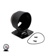 60mm Universal Black Single Hole Car Gauge Cup Holder Pod Meter Mount Adapter