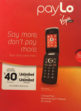 payLo Virgin Mobile Kyocera Kona S2151 Cell Phone- Works with Assurance Wireless