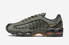 Nike Air Max viento en cola IV se CJ9681-300 Negro Naranja Verde Para hombres Zapatos Sportswear