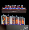 Z5660 NIXIE Tubes Clock (Musical RGB) Divergence Meter (as IN-18) FAST delivery