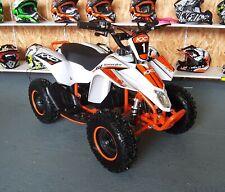 Miniquad benzian 50cc-Ruote6 avv. elettrico Bambini-Mini motocross quad minimoto