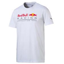 PUMA Red Bull Racing Logo Tee Light Puma White XXL