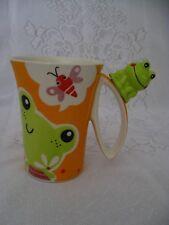 Coffee Tea Cup Mug - Green Frog