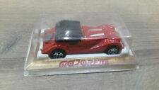 SUPERBE Magnet Aimant Frigo Morgan Cabriolet Rouge Long 78 mm Haut 54 mm Neuf
