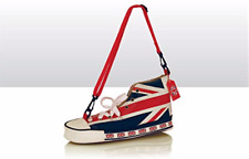 NEW UNION JACK FLAG SHOE SHOULDER MESSENGER BAG WITH ADJUSTABLE STRAP