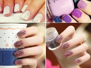 Nail Art Glitter Manicure Mini Caviar Crystal Rhinestones Rainbow Strass Décor