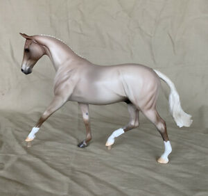 Peter Stone Horse DAH Pegged Pony Strawberry Roan 2013 Matte Finish