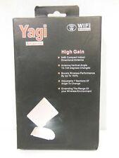 Yagi Antenna WiFi 9dBi 800MHz - 2.4GHz Compact High Gain Directional Antenna