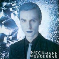 """RIECHMANN """"WUNDERBAR"""" CD NEW"""