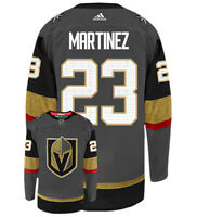 Alec Martinez Vegas Golden Knights Adidas Authentic Home NHL Hockey Jersey
