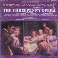 KURT WEILL / BERTOLT BRECHT The Threepenny Opéra US Press MGM SE-3121 OC LP