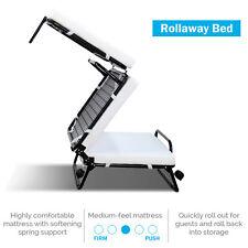 Convertible Sofa Bed Single Sleeper Folding Lounge Chair Ottaman Easy Storage