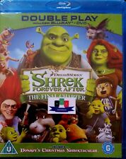 Shrek Forever After - The Final Chapter (Mike Myers) Blu-Ray/DVD Combo 2010 N&S