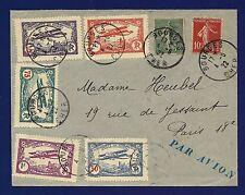 FRANCE 1922 - PRECURSEURS DE POSTE AERIENNE - MEETING D'AVIATION DE BOURGES