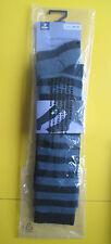 Tchibo Boys Blue Knee High Socks EUR 35-38 UK 2½-5 3 Pairs BRAND NEW PACKET