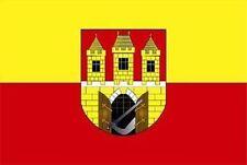 Aufkleber Prag Flagge Fahne 8 x 5 cm Autoaufkleber Sticker