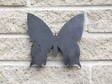 Butterfly Silhouette in Mild Steel, for Weather vanes or Features in Gates