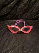 Speedo Junior Goggles Swimming Googles Girls Pink & Purple