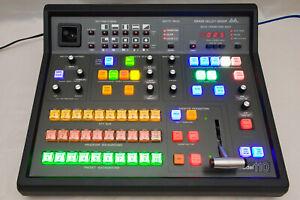 Control Panel for BlackMagic ATEM 1 or 2 M/E TVS  HD 4K Production Switcher