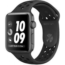 Apple Watch 2 38mm Black Aluminum Nike Sport Band MQ162 Space Gray AU