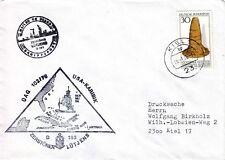 Schiffspost Zerstörer Lütjens D 185  ÜAG 102/78 USA- Karibik