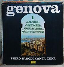 PIERO PARODI – GENOVA 1 PIERO PARODI CANTA ZENA LP N. 2382