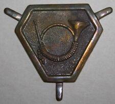 insigne du corps expéditionnaire français en Italie , des chasseurs d'Afrique