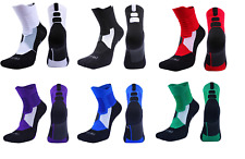 Thick Protective Sport Cushion Basketball Compression Athletic Socks [2 PACK]
