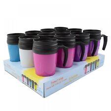 2x Thermobecher Trinkbecher Isolierbecher Coffee to go Becher Kaffeebecher 450ml